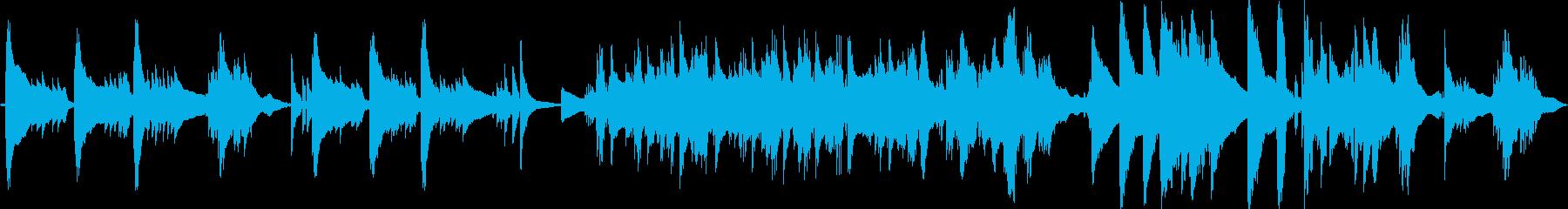 世界 スパニッシュギター フラメンコの再生済みの波形