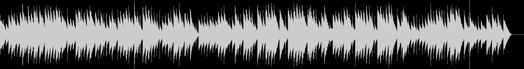 アヴェ・ヴェルム・コルプス(オルゴール)の未再生の波形