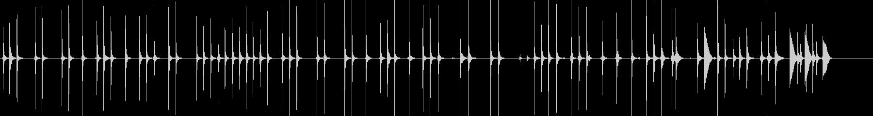 三味線73鷺娘5思い重生音歌舞伎妖怪鷺雪の未再生の波形