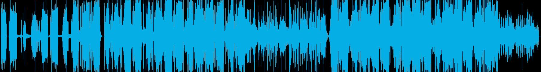 ダブステップ トラップ ヒップホッ...の再生済みの波形
