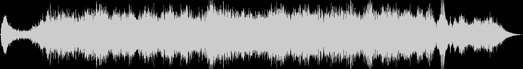 【ホラー】 【ゲーム】 ホーンテッドの未再生の波形