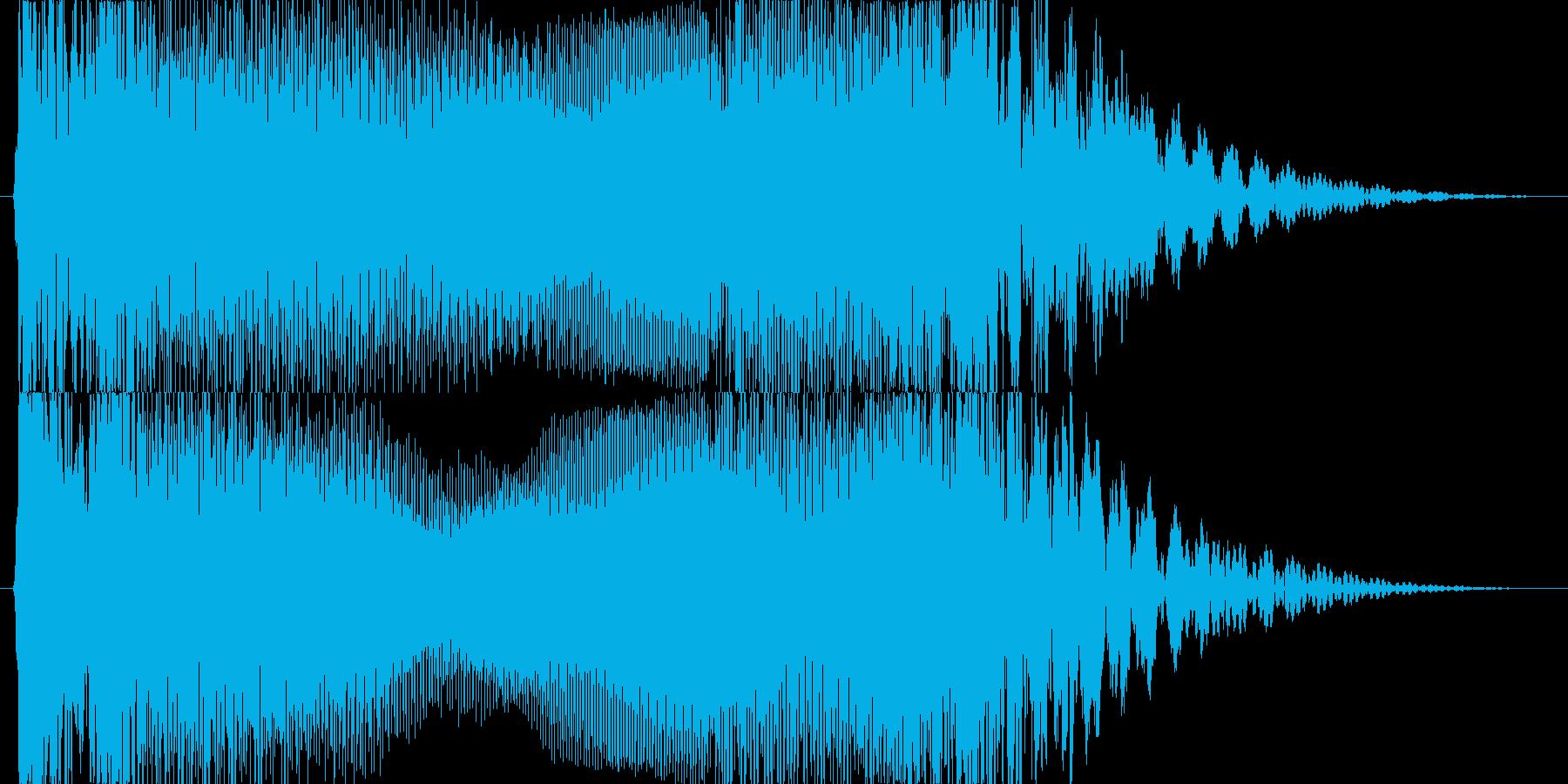 トランジション プロモーションパッド37の再生済みの波形