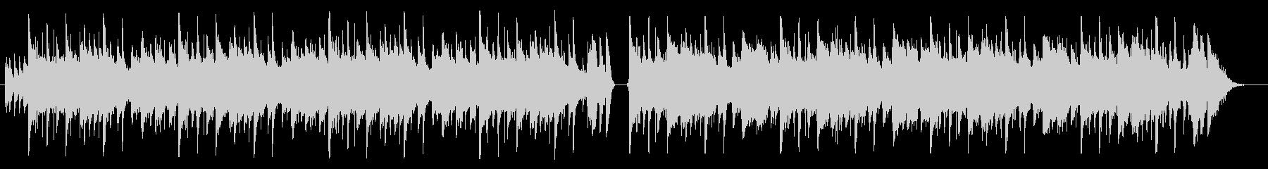 【短いVer】ピアノが印象的なポップスの未再生の波形