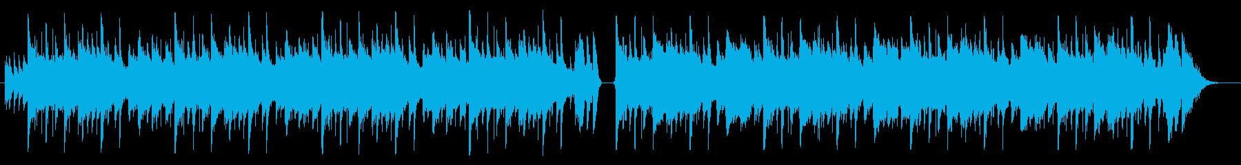 【短いVer】ピアノが印象的なポップスの再生済みの波形