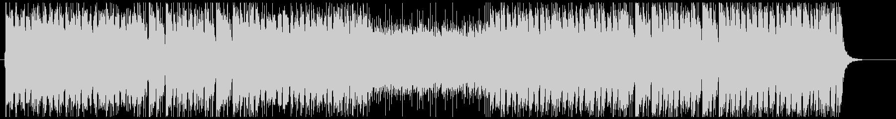 ケルト/アイリッシュ系フォークメタル1分の未再生の波形