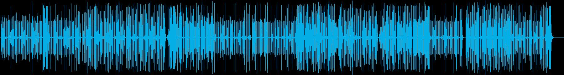 まったりかわいい雑談-作業エレクトロの再生済みの波形