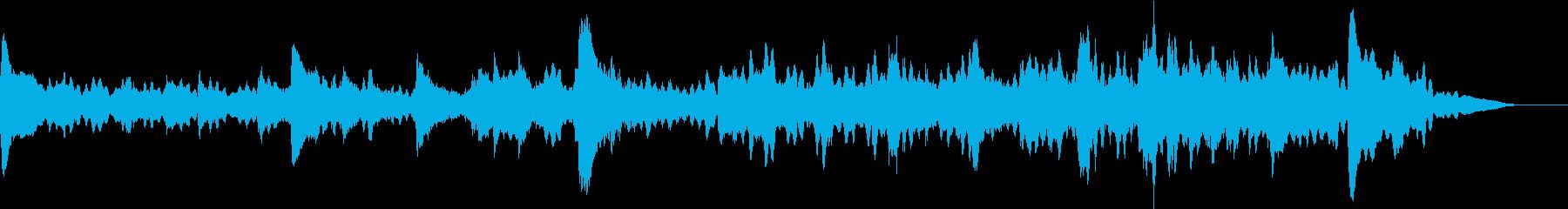 モダン テクノ アンビエント 実験...の再生済みの波形