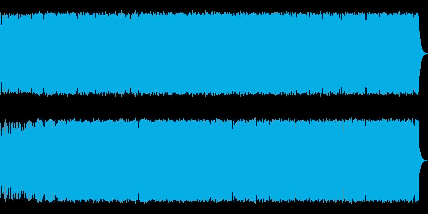 不吉さを思わせるダンジョン系の曲【RP…の再生済みの波形