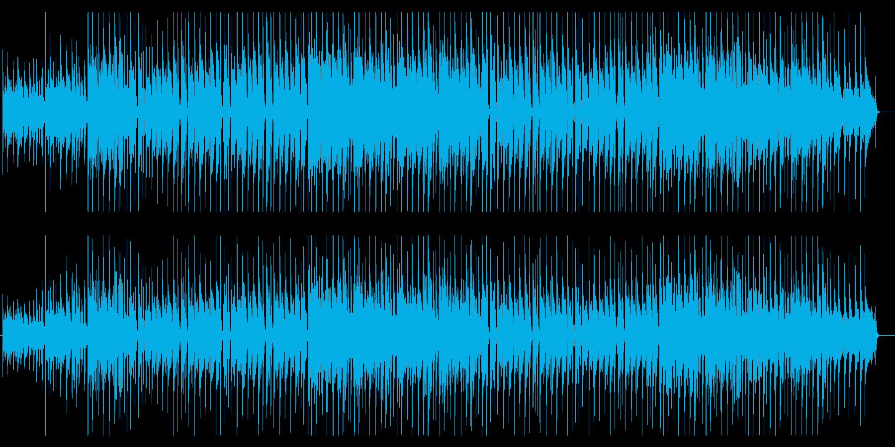 生演奏!癒しのウクレレハワイアンポップスの再生済みの波形