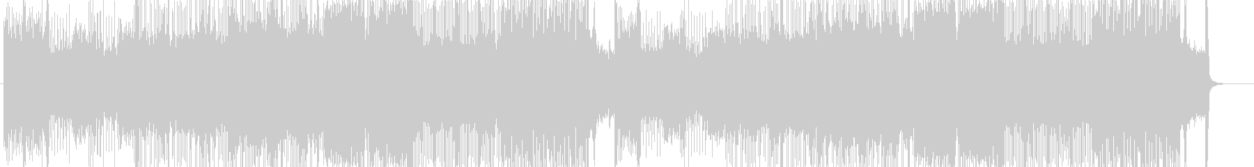 「HR/HM」「DARK」BGM88の未再生の波形