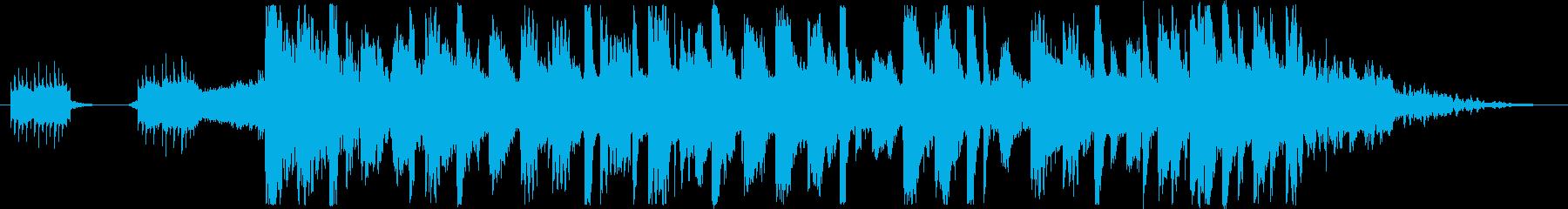 ジングル - スマホ着信音!?の再生済みの波形
