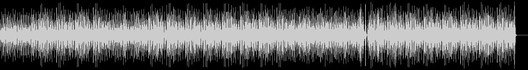ほのぼの/軽快/ウクレレ/リコーダーの未再生の波形