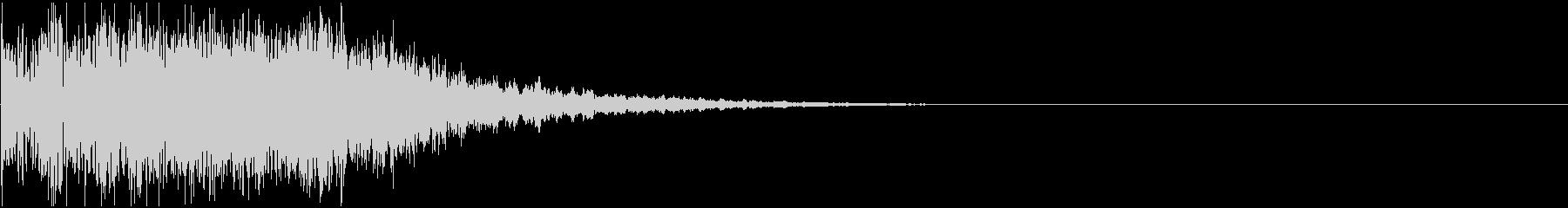 ゲームの効果音_パワーアップ系の未再生の波形