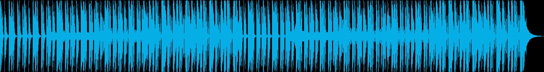 ウキウキな春のほのぼのローファイポップスの再生済みの波形