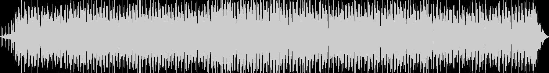 かわいい感じのエレクトロポップスの未再生の波形