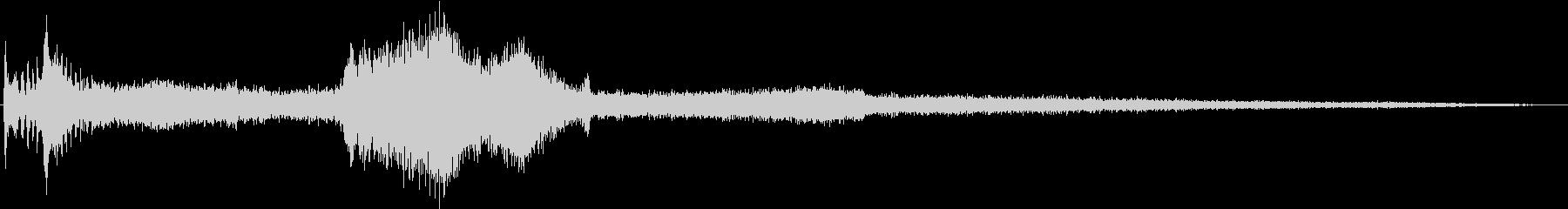 ハマーH2 Suv:Ext:スター...の未再生の波形