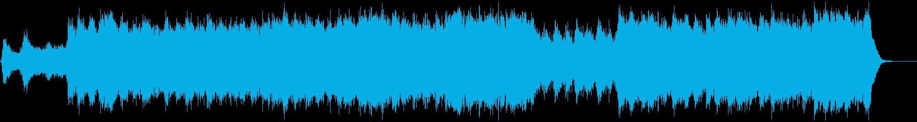DREAM ISLAND's reproduced waveform