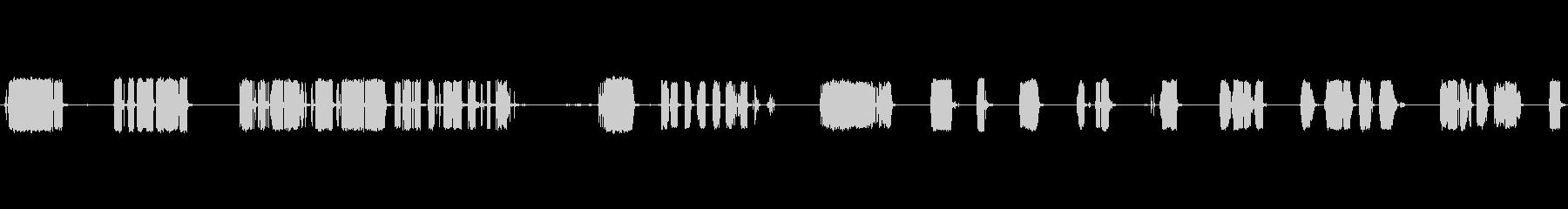 アイスブロック:爪をブロックに引っ...の未再生の波形