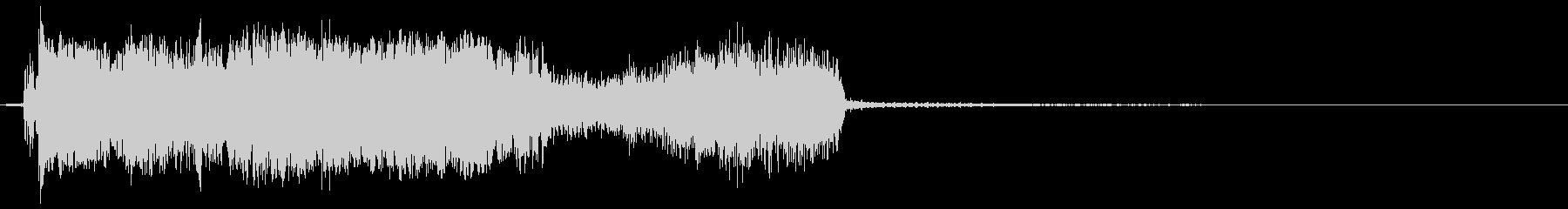 電気_感電_02の未再生の波形