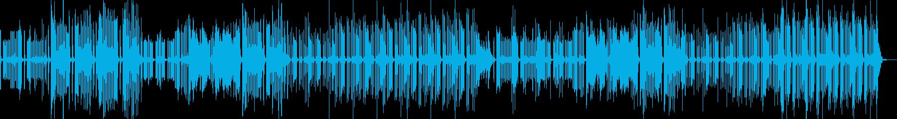 カッコ悪いシーンに・コミカルポップ B2の再生済みの波形