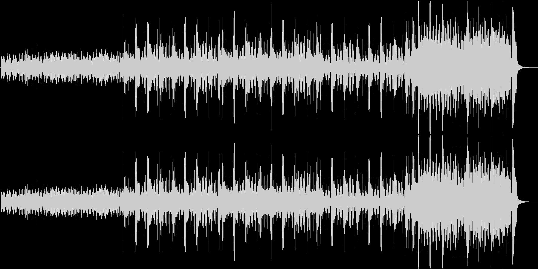 異国情緒あふれるケルト音楽の未再生の波形
