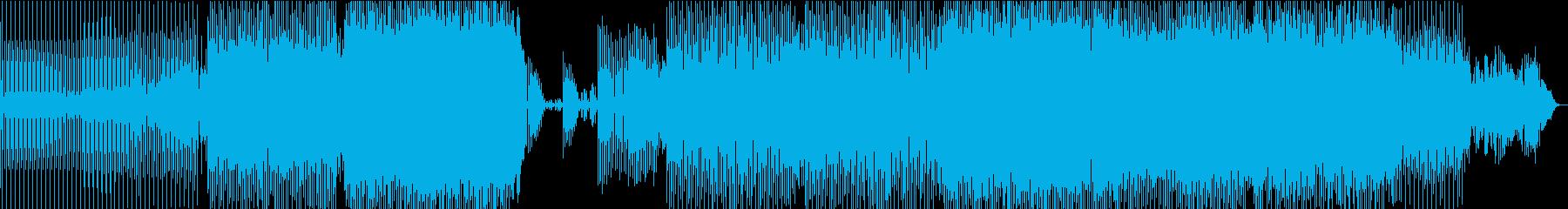 シーケンサー。アルペジエーター。 ...の再生済みの波形