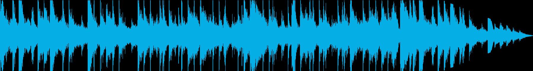 スムースジャズとのんびりしたR&B...の再生済みの波形