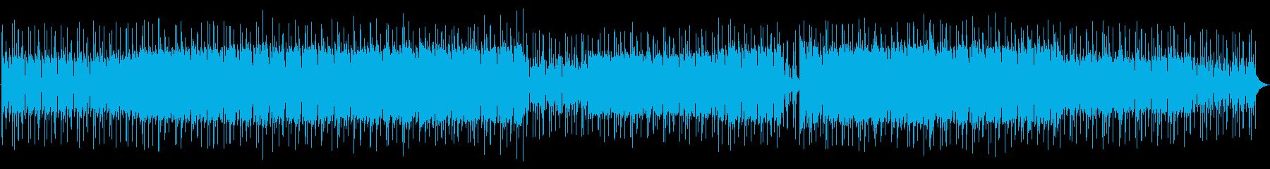 トラップ・切ない・暗い・ピアノ・弦の再生済みの波形