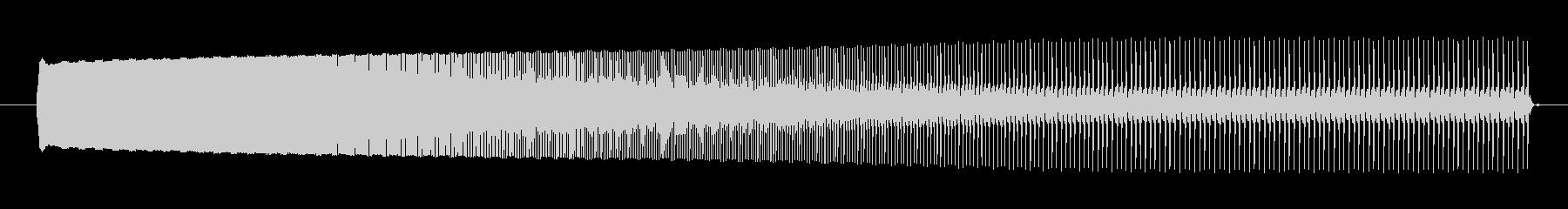 FX 合成信号03の未再生の波形