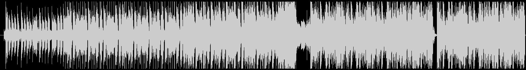 ハウスからダブステップに移行 EDMの未再生の波形