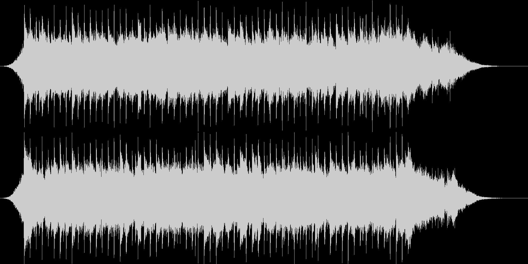 企業VP系70、爽やかギター4つ打ちcの未再生の波形