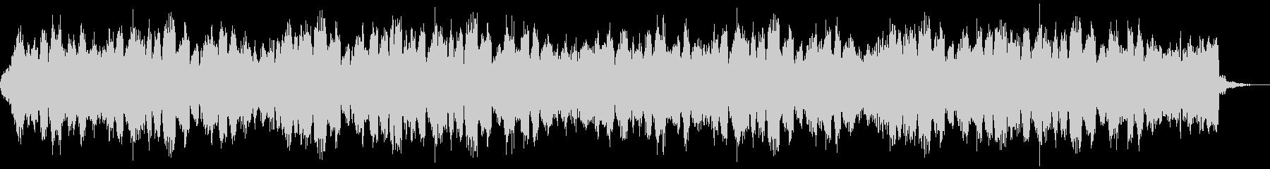 「蛍の光」 オーケストラアレンジの未再生の波形