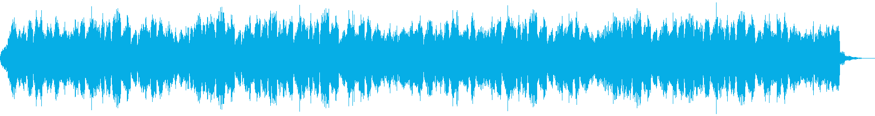 「蛍の光」 オーケストラアレンジの再生済みの波形