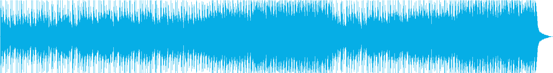 ややダークでドラマチックなR&B系ポップの再生済みの波形