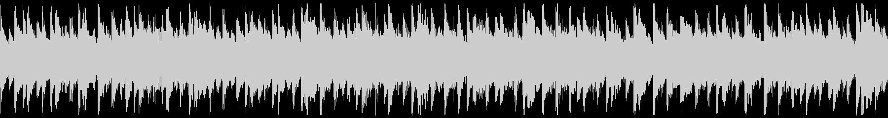 西アフリカ リュート型弦楽器 アップ2の未再生の波形