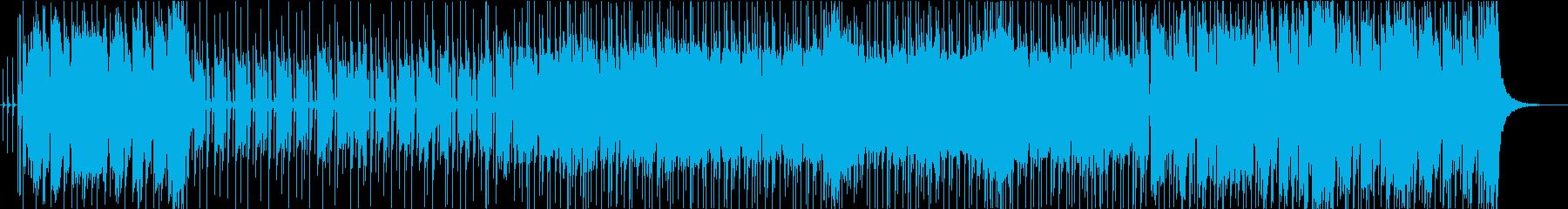 <ギター生演奏>海、軽快,トロピカルの再生済みの波形