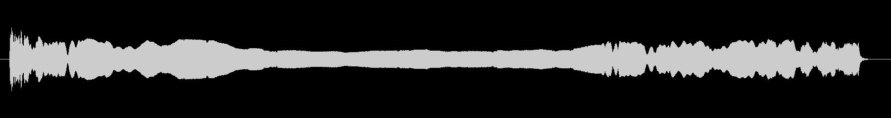 パトカー:インテリア:Wail S...の未再生の波形