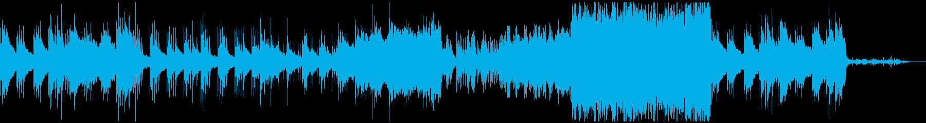 アコギ &ストリングス&ピアノ系 1の再生済みの波形