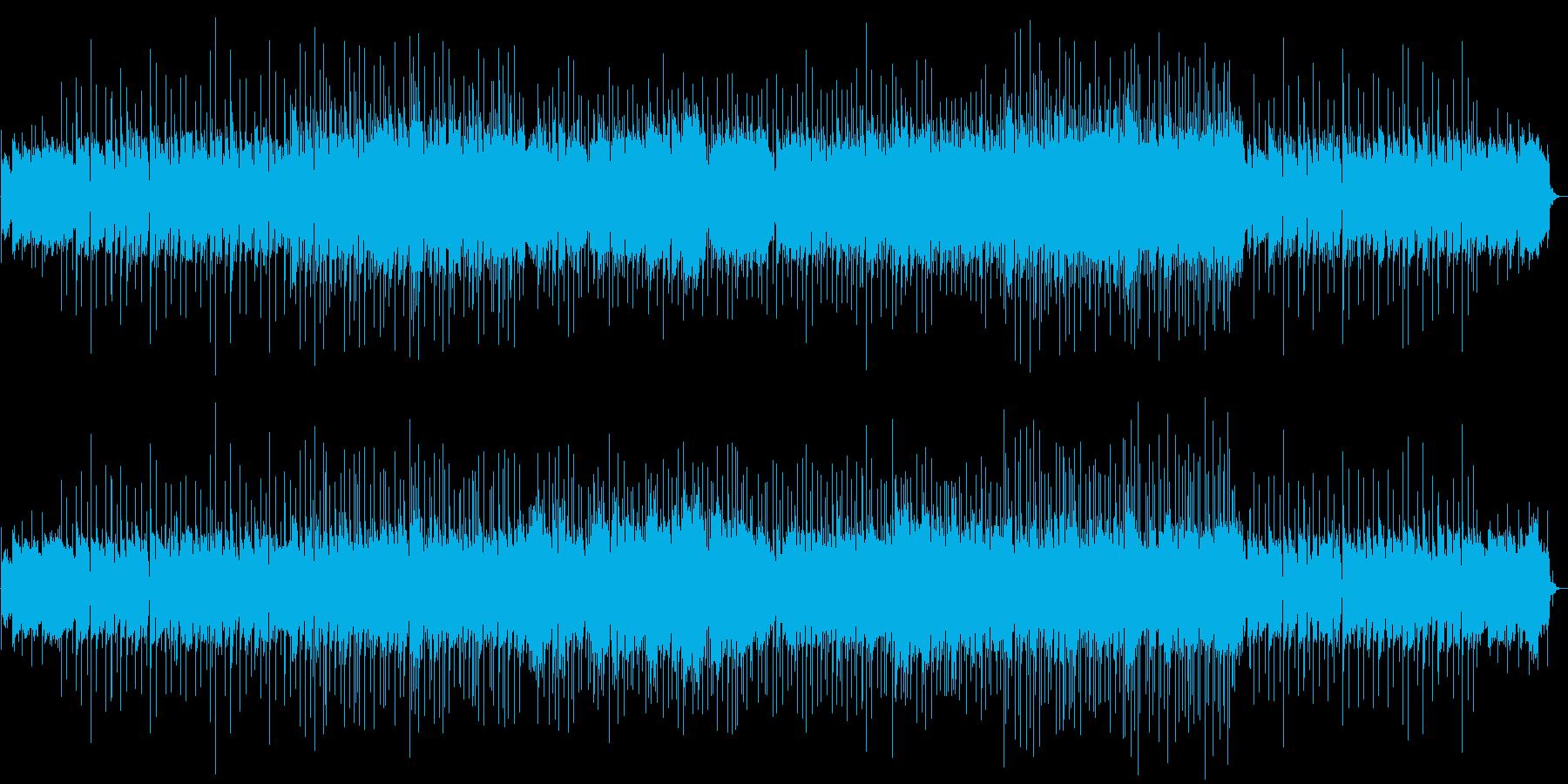 イージーリスニング、伝統的なクリス...の再生済みの波形