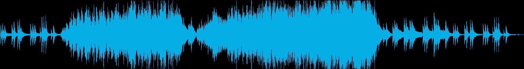 しっとり幻想的なエレキ・アコギメロディの再生済みの波形