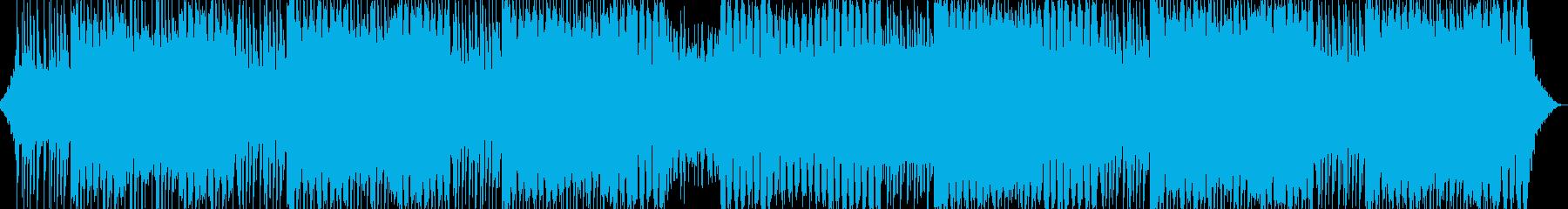 Advertisment Musicの再生済みの波形
