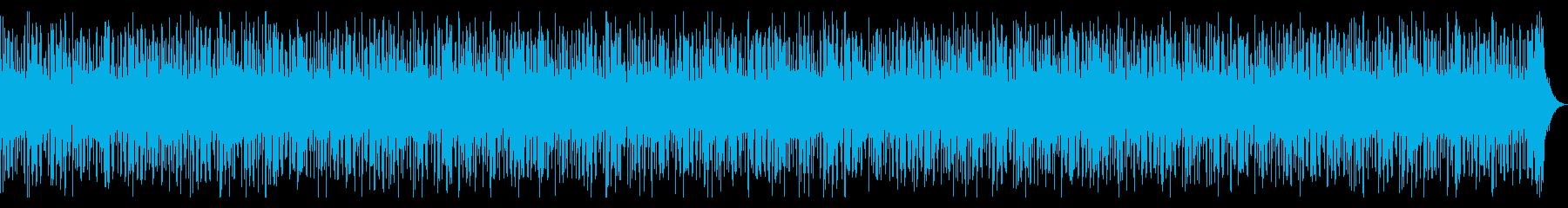 本日のハイライト_ニュース・報道系DnBの再生済みの波形