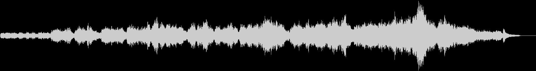 グノー「アヴェ・マリア」トランペットpfの未再生の波形