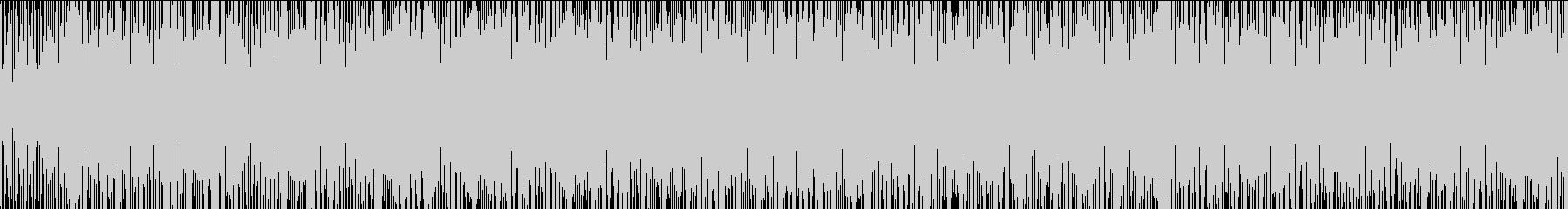 陽気なブラスサンバカーニバルの未再生の波形