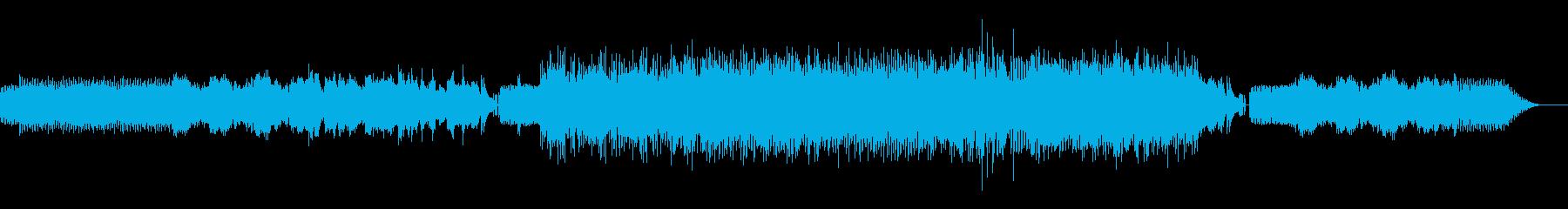 SuS4なアルペジオ。エンディング風味。の再生済みの波形
