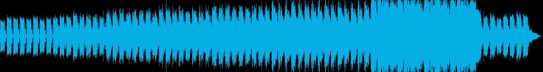 映画音楽、シネマティック映像向け-14の再生済みの波形