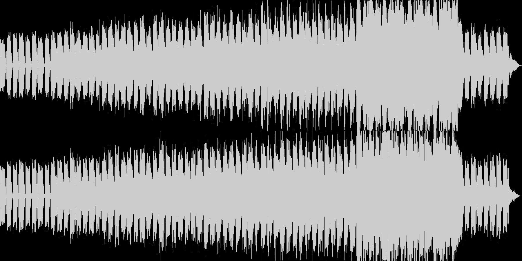 映画音楽、シネマティック映像向け-14の未再生の波形