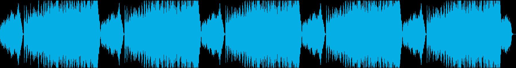 企業VP1 14分 16bit48kHzの再生済みの波形
