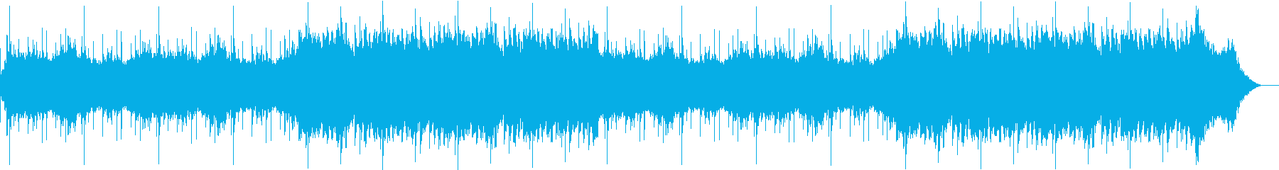ミステリアス2の再生済みの波形