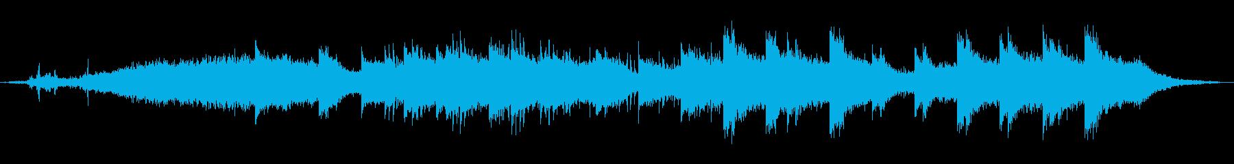 エレクトロニック 説明的 希望的 ...の再生済みの波形